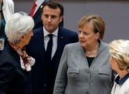 Coronavirus: la France veut sauver l'Europe du