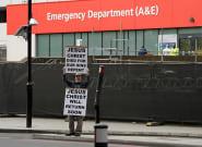 Reino Unido ronda los 1.000 fallecidos en un día por