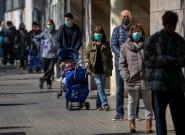 Los muertos por coronavirus en España caen hasta los 683, aunque se superan ya los