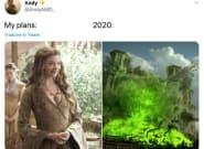 """""""My plans VS 2020"""", ces avant/après sur une année et des projets"""