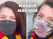 Ce masque va ravir les fans d'Harry
