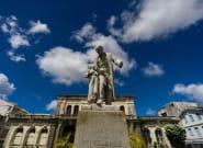 Martinique: une statue de Victor Schœlcher