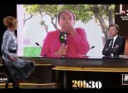 Christiane Taubira danse en duplex sur France 2 sans se savoir