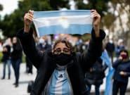 Argentina entró en otro 'default', con el falso debate salud vs. economía a