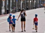 Madrid justifica el cambio en los paseos de niños de cara al jueves para evitar el calor y las