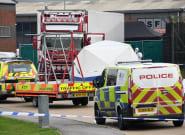 Camion charnier en Angleterre: 13 arrestations en France, 26 au