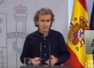 Fernando Simón replica por primera vez a Vox y les deja claras sus
