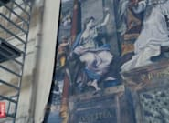 Βατικανό: Εργασίες αποκάλυψαν έργα που αποδίδονται στον