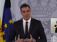 La nariz de Pedro Sánchez, de lo más comentado de su rueda de