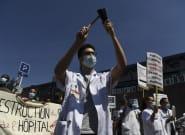 Grève à l'hôpital: les syndicats appellent à une journée de mobilisation le 16