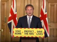 Watch Live: Transport Secretary Grant Shapps Leads Daily Coronavirus