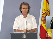 Fernando Simón explica lo que han descubierto sobre cómo entró el coronavirus en