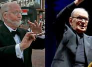 Los compositores Ennio Morricone y John Williams, Premio Princesa de Asturias de las Artes