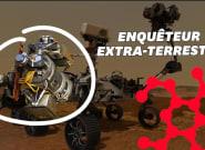 Rover Perseverance: le robot enquêteur de Mars résumé en 2
