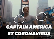 Non, Captain America n'a pas prédit le
