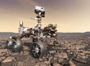 Après l'atterrissage sur Mars du rover Perseverance, on va entendre les sons martiens pour la première