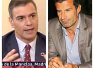 Luis Figo carga contra Pedro Sánchez por lo que ha anunciado en 'Al Rojo