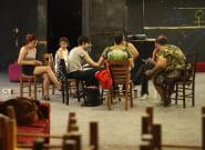 «Γράμματα – 1,5 μέτρο μακριά»: Οι ΟΔΟΣ στην Ταράτσα του Εμπρός για τέσσερις