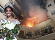 Clémence Botino, Miss France 2020, sauvée d'un incendie mortel à