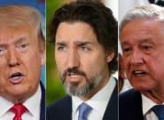 Trudeau Won't Go To Washington To Toast New NAFTA With Trump, Mexico's