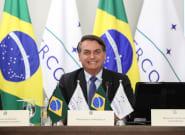 Covid-19: Bolsonaro a fini par être