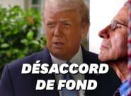 Covid-19: Trump