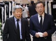Le maire de Séoul, Park Won-soon, retrouvé