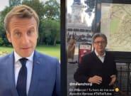 Pourquoi les Tiktok de Mélenchon et Macron nous mettent mal à