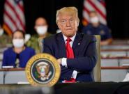 Donald Trump contraint de reporter un meeting