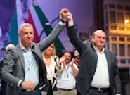 Clara victoria del PNV en Euskadi, Podemos y PP+Cs se desploman y Vox consigue un