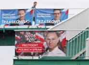 Pologne: Andrzej Duda réélu président au terme d'un scrutin à
