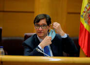 """El ministro Illa advierte: """"Hemos visto imágenes que no nos gustan"""