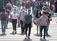 El número de contagios en el mundo por COVID-19 supera los 13