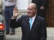 El rey Juan Carlos I abandona