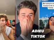 Donald Trump menace de bannir Tiktok, ces utilisateurs lui