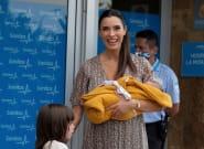 Pilar Rubio comparte una foto una semana después de dar a luz y muchos comentan lo