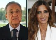 Florentino Pérez sorprende al hablar así de Sara Carbonero en un vídeo sobre Iker