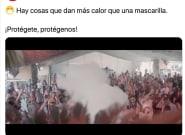 Críticas a la Comunidad de Madrid por un vídeo de concienciación sobre las mascarillas: