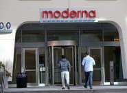 Moderna anuncia un