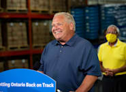 Doug Ford Says Aid Coming For Ontario's Personal Support