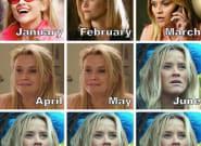 Comme Reese Witherspoon, les actrices résument leur année