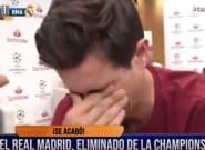 La desesperada reacción de Edu Aguirre ante la derrota del Real
