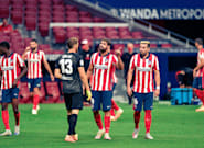 El Atlético de Madrid registra dos positivos por coronavirus un día antes de viajar a Lisboa para jugar la