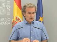 Fernando Simón, sobre los rastreadores privados de Madrid: