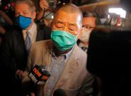 Jimmy Lai, le patron de presse pro-démocratie arrêté à Hong Kong, a été