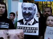 La policía de Bielorrusia usa armas de fuego para acabar con las