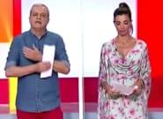 Ramón García, ante el momento más surrealista en televisión: una invitada se duerme en