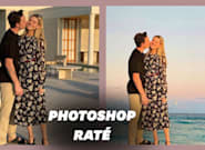 Victoria Beckham prise en flagrant délit de photoshop sur