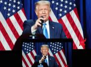 Los republicanos han creado el mito de un Trump amable y comprometido, pero ¿puede Trump mantener esa