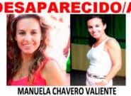 Un detenido por la desaparición de Manuela Chavero hace cuatro
